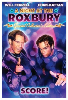 A Night at the Roxbury with Kristen Dalton