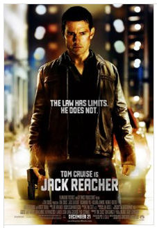 Jack Reacher with Kristen Dalton