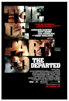 The Departed with Kristen Dalton