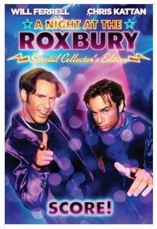 A Night at the Roxbury with Kristen Dalton